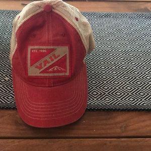NWT- Vail Trucker Cap
